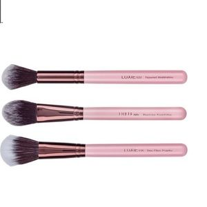 LUXIE 3 PIECE FLAWLESS COMPLEXION BRUSHES